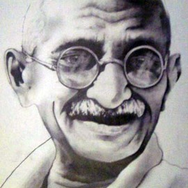 Ghandi, Soldier Of Peace, Steven Westbrook