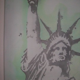 Statue of Liberty By Steven Westbrook