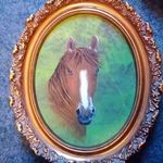 brown horse By Sybil Fulk