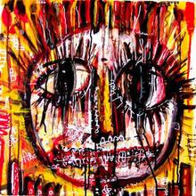 - artwork Souzou-1046507051.jpg - 2003, Painting Acrylic, Figurative