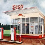 ESSO By Sylvain Chamberlain
