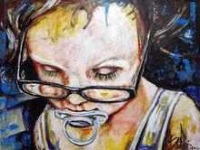 - artwork Training_for_Congress-1298487655.jpg - 2010, Painting Acrylic, Figurative