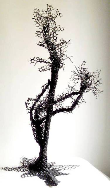 Sylvia Volpi ROOTS AND THORNS  III 2006