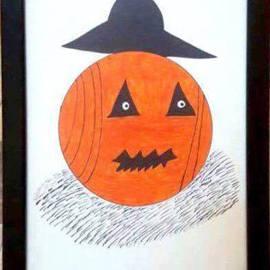 Old Pumpkin Guy