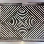 Optical Illusion By Taha Alhashim