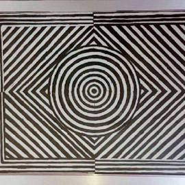 Optical Illusion, Taha Alhashim