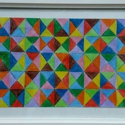, Optical Illusion, Abstract, $6,300