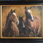 Three Horses, Mj Tarpan