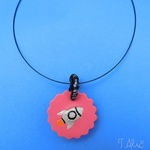 handmade necklace By Tatjana Alic