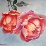English Roses By Tatyana Bondareva