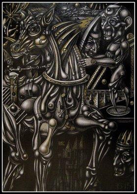 Temo Dumbadze Artwork Horsepower, 2015 Horsepower, Surrealism