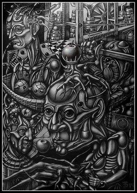 Temo Dumbadze Artwork The Apple Tree, 2014 The Apple Tree, Surrealism