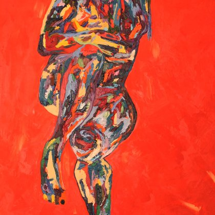 , Constant Judgment, Figurative, $3,675