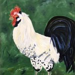 marie antoinette s chicken number 1 By Terri Higgins