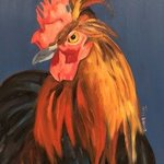 marie antoinettes chicken 2 By Terri Higgins
