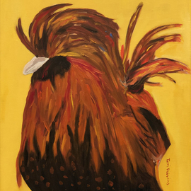 marie antoinettes chicken 4  By Terri Higgins