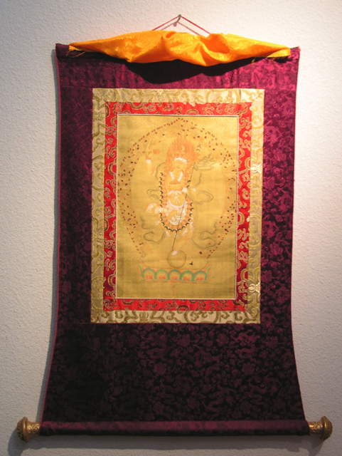 Richard Lazzara vajra dakini gold 2008