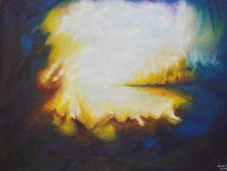 Artist: Egunlae Olumide - Title: the opened way - Medium: Oil Painting - Year: 2013