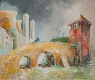 Thierry Merget Artwork Le cavalier bleu 5, 2015 Le cavalier bleu 5, Surrealism