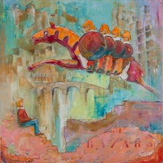 Thierry Merget Artwork Le cheval Bayard 2, 2015 Le cheval Bayard 2, Surrealism