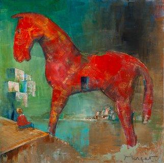 Thierry Merget Artwork Le cheval de Troie 2, 2015 Le cheval de Troie 2, Surrealism