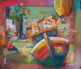 Thierry Merget Artwork Les chemins de la liberte 4, 2015 Les chemins de la liberte 4, Surrealism