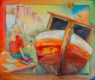 Thierry Merget Artwork Les chemins de la liberte 8, 2015 Les chemins de la liberte 8, Surrealism