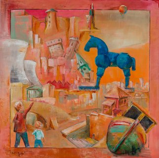 Thierry Merget Artwork Les chemins de la liberte 9, 2015 Les chemins de la liberte 9, Surrealism