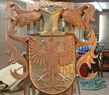 - artwork Family_Crest-1126366824.jpg - 2005, Sculpture Wood, Other