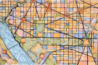 Artist: Chris Gould - Title: DC - Medium: Oil Painting - Year: 2014