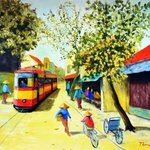 hanoi in the last century By Nguyen Huu Thuan
