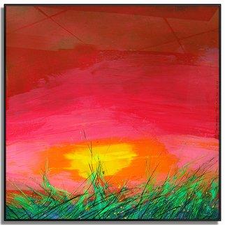 Artist: Tibi Hegyesi - Title: L102 - Medium: Acrylic Painting - Year: 2009