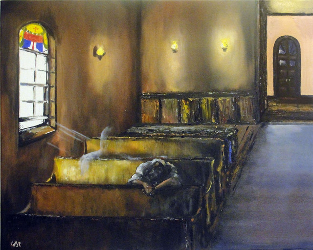 Pamela Benjamin The Intercessor 2012