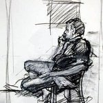 Man In Chair, Timothy King