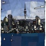 Auckland City By Timon Maxey