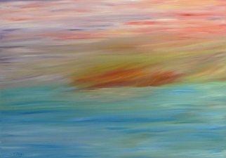 Artist: Tina Noya - Title: Morning Light - Medium: Acrylic Painting - Year: 2011