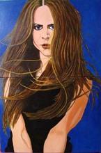 - artwork Tweeluik_Nicole_Kidman-1205238607.jpg - 2004, Painting Acrylic, Figurative