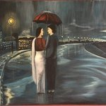 romantic and rainy night By Sowjanya Tirunagari