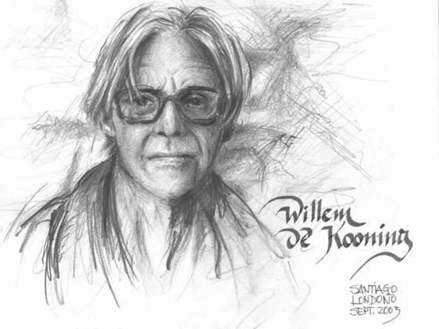 account of the life and artworks of willem de kooning Explore the evolution of artist willem de kooning, from figure painter to full-on  abstract expressionist to landscape artist, on biographycom.