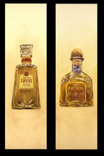 - artwork 1800_Versus_Patron_Diptych-1283883042.jpg - 2010, Painting Oil, Still Life
