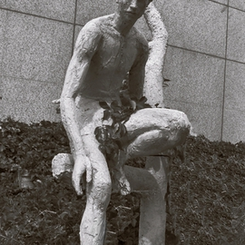 Bogdan Tolbariu Artwork adam, 2008 Other Sculpture, Figurative