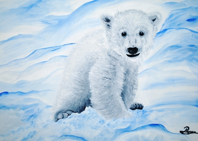 Duta Razvan  'KNUT Original Oil Painting Listed By Artist', created in 2011, Original Painting Oil.
