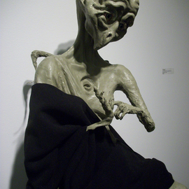 Tracey Datsi Pennell: 'Winok2010', 2010 Other Sculpture, Comics. Artist Description:  original character by T. Datsi ...