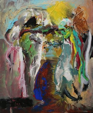 Paulo Medina Artwork Angelus, 2012 Angelus, Abstract