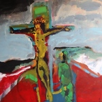 crucifixion By Paulo Medina
