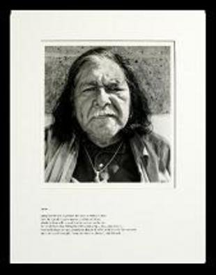 George Transcender Artwork yuma, 2003 Black and White Photograph, Activism