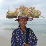 Beach  Vendor, Khiang Hei