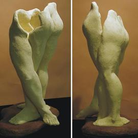 Terry Mollo Artwork Danzante, 2004 Ceramic Sculpture, Dance