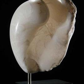 Terry Mollo Artwork Mystic, 2006 Stone Sculpture, Sea Life