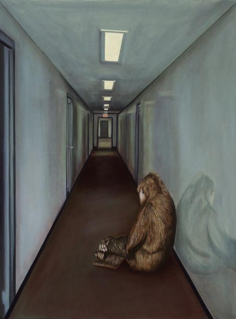 T. Smith Gorilla Depression 2004